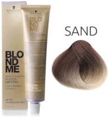 Schwarzkopf Professional Schwarzkopf - Blond Me - Bond Enforcing Blonde Lifting - Sand - 60 ml