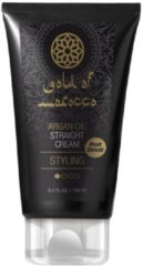 Kvjh_frontpage Gold of Morocco Argan Oil Straight Styling Creme 100ml