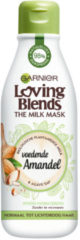 Garnier Loving Blends Milk Mask Amandelmelk Haarmasker 250 ml
