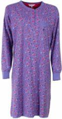 Tenderness Dames nachthemd Paars TENGD2501B-D3
