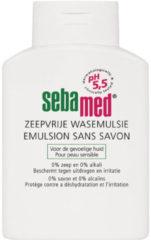 Sebamed Zeepvrije wasemulsie (1 flacon van 500 ml)