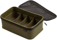Korda Compac 150 Tackle Safe Edition Tray Included - Accessoirestasje - Donkergroen