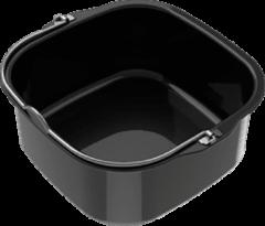 Zwarte Tefal Bakvorm voor Fry Delight-FX1000 en Fry Delight XL-FX1050