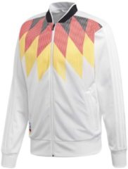 Trainingsjacke GERMANY IDENTITY TT in Deutschland-Design CF1735 adidas performance white/black