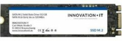 Innovation IT 00-256555 SATA M.2 SSD 2280 harde schijf 256 GB M.2 SATA 6 Gb/s