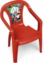 Marvel Kinderstoel Avengers Junior 36,5 X 30 X 50 Cm Rood