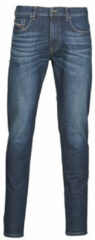 Diesel D-Strukt slim fit jeans met medium wassing