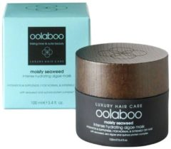 Oolaboo - Moisty Seaweed - Intense Hydrating Algae Mask - 100 ml