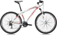 27,5 Zoll Herren Fahrrad Ferrini R1 VBR Tourney... weiß, 44cm