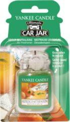 Groene Yankee Candle Car Jar Ultimate Alfresco Afternoon