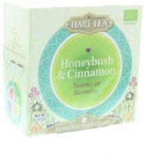Hari Tea Tummy in harmony honeybush & cinnamon 10 Stuks