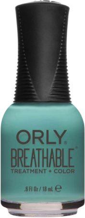 Afbeelding van Groene Orly Breathable Treatment + Color Nagellak 18 ml