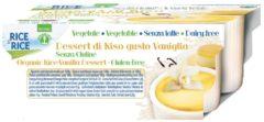 PROBIOS Srl Probios Rice&Rice Dessert Di Riso Alla Vaniglia 4x100g
