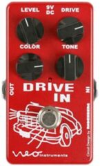 NEO Instruments Drive In overdrive effectpedaal