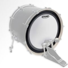 "Evans EMAD Coated 18"", BD18EMADCW, basDrum Batter"