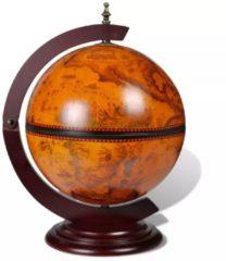 VidaXL - Wijnrek Globebar Michiel de Ruyter 48cm