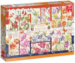 Jumbo Premium Collection Puzzel Janneke Brinkman Tulips from Holland - Legpuzzel - 1000 stukjes