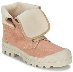 Roze Hoge Sneakers Casual Attitude BOPESSA