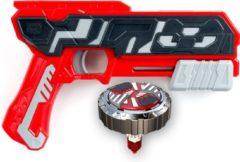 Silverlit Tollenschieter Spinner Blaster Junior 32 X 22 Cm Rood