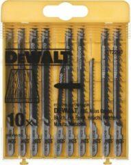 Dewalt Decoupeerzaagbladen-Set DT2290 10delig | 10-tlg. Hout