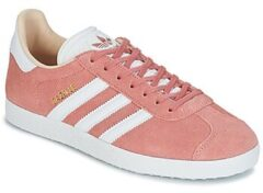 Adidas originals Gazelle W sneakers oudroze/wit