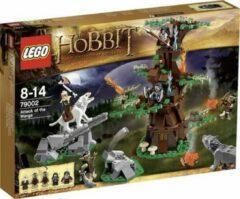 Bruine LEGO The Hobbit Aanval van de Wargs - 79002