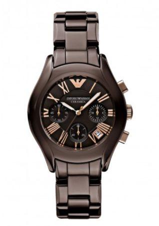 Afbeelding van Emporio Armani Armani AR1447 Dames horloge