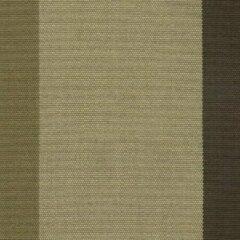 Acrisol Sahara Caqui 69 gestreept creme bruin groen stof per meter buitenstoffen, tuinkussens, palletkussens
