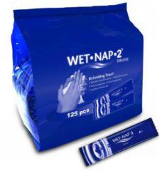 Blauwe Wet-Nap2 Deluxe verfrissingsdoekjes 125 stuks