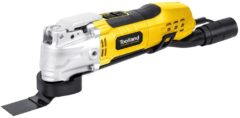 Toolland TM82007 Multitool 300W (incl. koffer en accessoires)