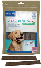 Virbac VeggieDent FR3SH Zen Kauwstrips - L - > 30 KG