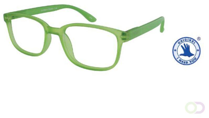 Afbeelding van Office Leesbril X +1.50 Regenboog Groen