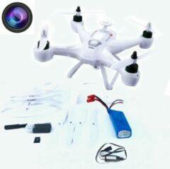 Matin Navigator X6C Drone Met Sterke Brushed Motor en Camera Wit