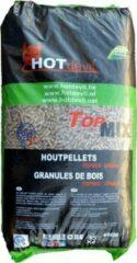 WOODcom - Pellets TopMix - Houtpellets (2x 15kg)