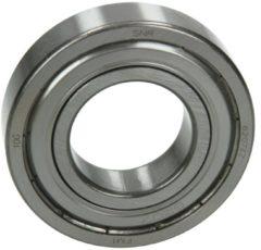Zanussi-electrolux Kugellager 6207 ZZ NTN/SNR (35 x 72 x 17 mm, staubdicht, beidseitig mit Metallabdeckscheibe) für Waschmaschinen 6207ZZ