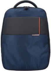 Qibyte Rucksack 43 cm Laptopfach Samsonite blue