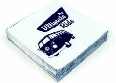 Brisa Set van 20 servetten Volkswagen - Uitvoering - The Ultimate Ride