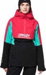OAKLEY Tnp Insulated Anorak dames snowboard jas zwart