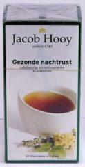 Jacob Hooy Gezonde nachtrust thee 20 Stuks