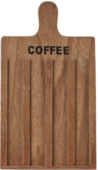 Bruine JM Commerce Nespresso Koffiecup Houder - Capsulehouder Nespresso - Cuphouder - Hout