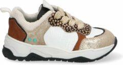 BunniesJR Bunnies Jr Jongens Lage sneakers Charly Chunky - Wit - Maat 30