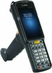 Zwarte Zebra MC3300 Standard, 2D, SR, SE4770, USB, BT, WLAN, Alpha, Gun, PTT, Android