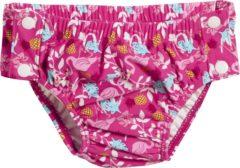 Playshoes UV wasbare Zwemluier Kinderen Flamingo - Roze - Maat 86/92