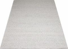 Creme witte Veercarpets Vloerkleed Cairo - 160 x 230 cm - 110 - Wol
