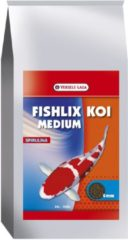 Versele-laga fishlix koi staple medium 4 mm 8 kg 19 ltr