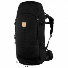 Zwarte Fjällräven Fjallraven Keb 52 Backpack 52 liter - Black-Ox Red - Mannen