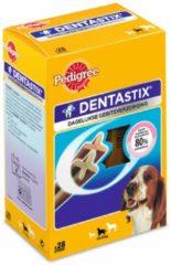 Pedigree Dentastix van 10 tot 25 kg voor de hond Omdoos (28 stuks)