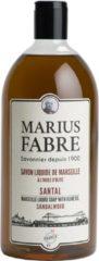 Marius Fabre - 1900 - Vloeibare Marseillezeep 1L Sandelhout