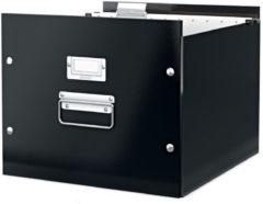 Hangmappenbox Leitz Click en Store 320x240x335mm zwart