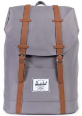Grijze Herschel Supply Herschel Supply Retreat rugzak met 15 inch laptopvak